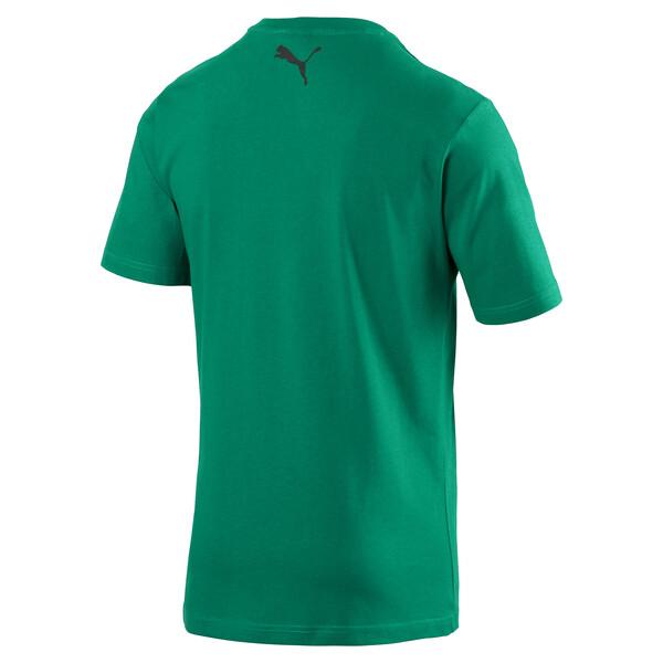Borussia Mönchengladbach Men's Shoe Tag T-Shirt, Power Green, large