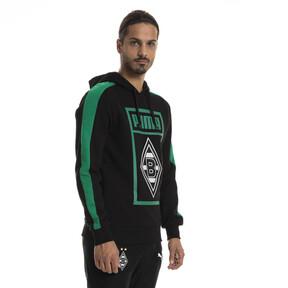 Thumbnail 1 of Borussia Mönchengladbach Men's Shoe Tag Hoodie, Puma Black, medium