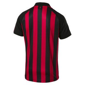 Thumbnail 5 of AC Milan Men's Replica Home Jersey, Tango Red-Puma Black, medium