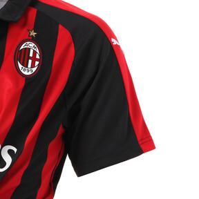 Thumbnail 4 of AC MILAN SS ホーム レプリカシャツ, Tango Red-Puma Black, medium-JPN