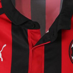 Thumbnail 6 of AC MILAN SS ホーム レプリカシャツ, Tango Red-Puma Black, medium-JPN