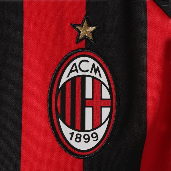 AC MILAN SS ホーム レプリカシャツ, Tango Red-Puma Black, large-JPN