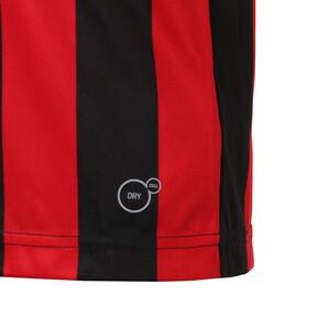 Thumbnail 5 of キッズ AC MILAN SS ホーム レプリカシャツ, Tango Red-Puma Black, medium-JPN