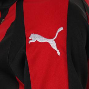 Thumbnail 8 of キッズ AC MILAN SS ホーム レプリカシャツ, Tango Red-Puma Black, medium-JPN