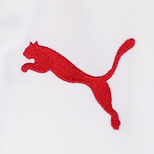 AC MILAN SS アウェイ レプリカシャツ, Puma White-Tango Red, large-JPN