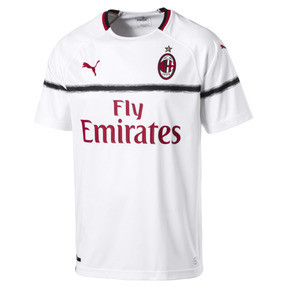 a46ad67e6b2 AC Milan Men's Away Replica Jersey