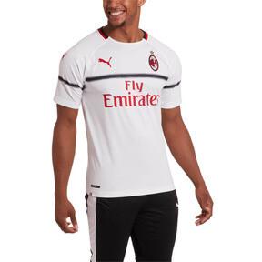 Thumbnail 1 of AC Milan Men's Replica Away Jersey, Puma White-Tango Red, medium