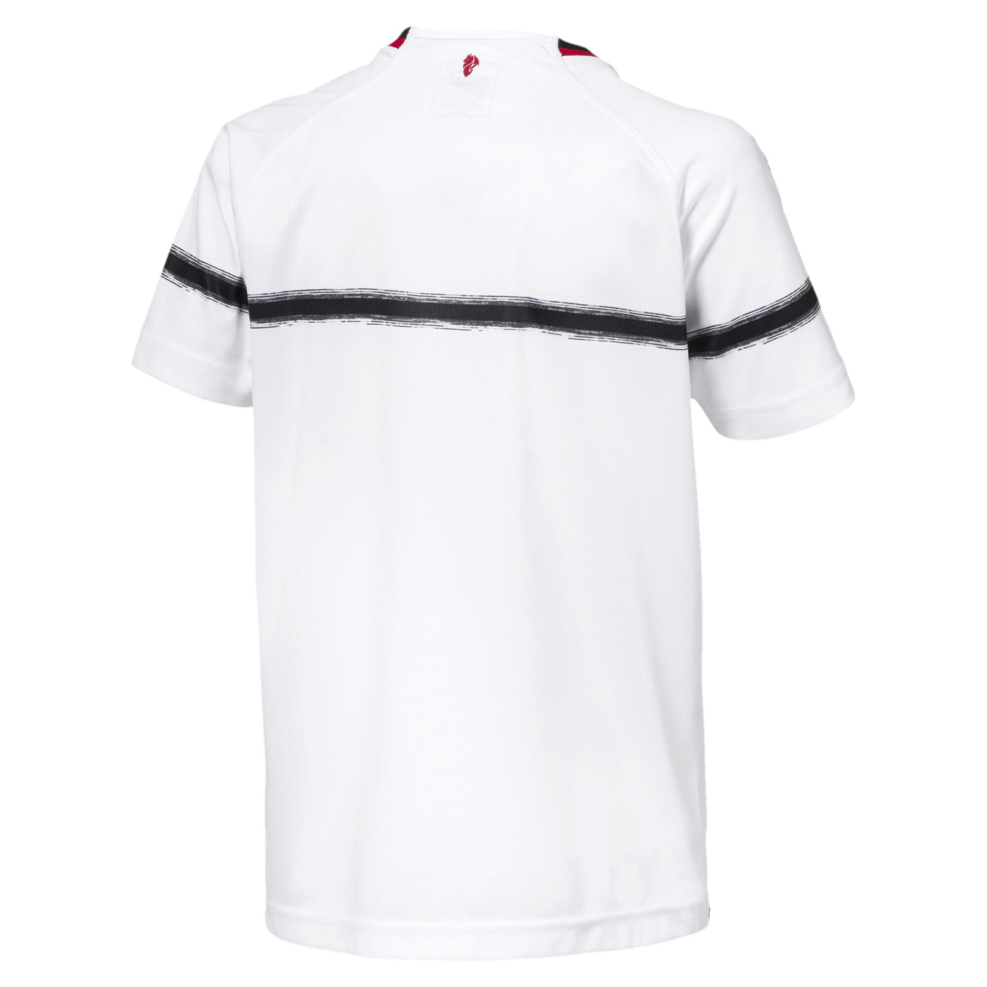 Image Puma AC Milan Kids' Away Replica Jersey #2