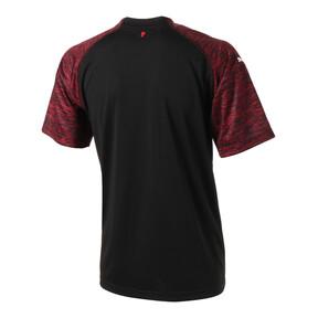 Thumbnail 2 of AC MILAN SS サード レプリカシャツ, Puma Black-Tango Red, medium-JPN