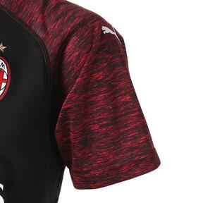 Thumbnail 5 of AC MILAN SS サード レプリカシャツ, Puma Black-Tango Red, medium-JPN