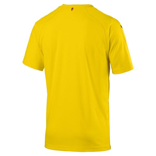 AC Milan Herren Replica Torwarttrikot, Cyber Yellow, large