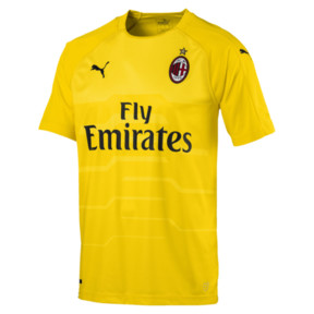 Thumbnail 1 of AC Milan Herren Replica Torwarttrikot, Cyber Yellow, medium