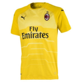 AC Milan Kids' Goalkeeper Replica Jersey