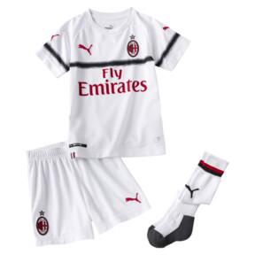 AC Milan Kinder Mini Auswärtsset