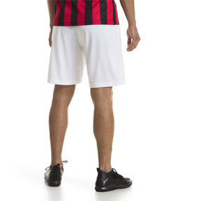 Thumbnail 2 of AC Milan Men's Replica Shorts, Puma White-Tango Red, medium
