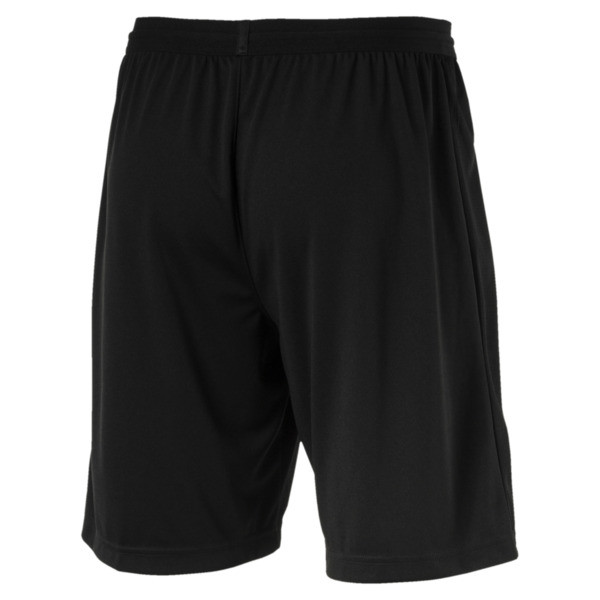 AC Milan Men's Replica Shorts, Puma Black-Puma White, large