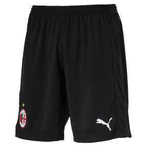 Thumbnail 4 of AC Milan Men's Replica Shorts, Puma Black-Puma White, medium