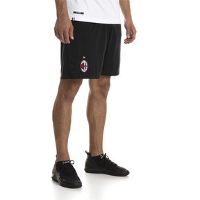Thumbnail 1 of AC Milan Men's Replica Shorts, Puma Black-Puma White, medium