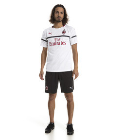 Thumbnail 3 of AC Milan Men's Replica Shorts, Puma Black-Puma White, medium