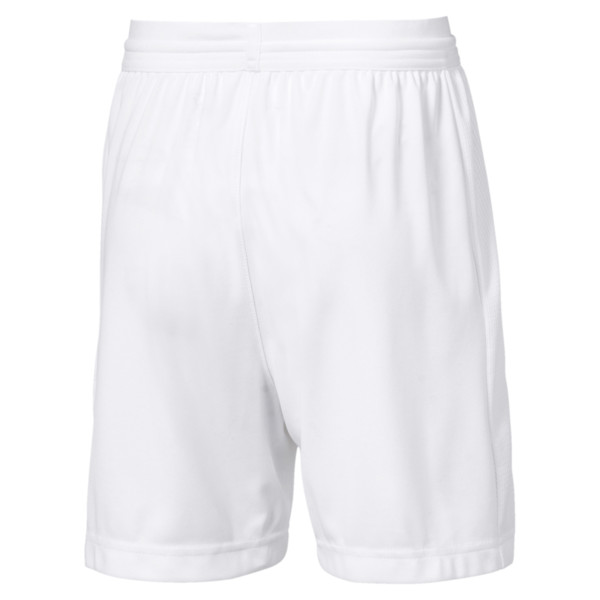 AC Milan replica-short voor kinderen, Puma White-Chili Pepper, large