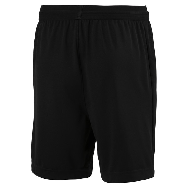 AC Milan Kinder Replica Shorts, Puma Black-Puma White, large