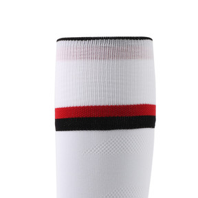 Thumbnail 4 of AC MILAN ソックス, Puma White-Tango Red, medium-JPN
