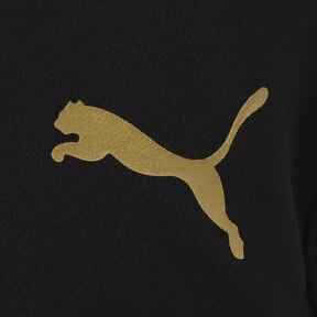 Thumbnail 3 of キッズ AC MILAN トレーニングパンツ, Puma Black-Victory Gold, medium-JPN