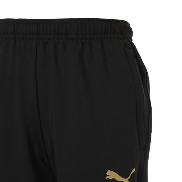 キッズ AC MILAN トレーニングパンツ, Puma Black-Victory Gold, large-JPN