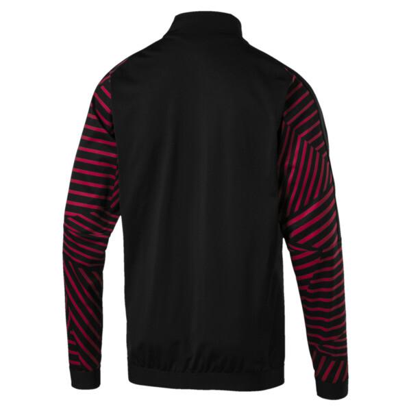 AC Milan Men's Stadium Jacket, 10, large