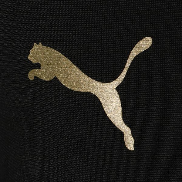 キッズ AC MILAN スタジアムジャケット, Puma Black-Chili Pepper, large-JPN