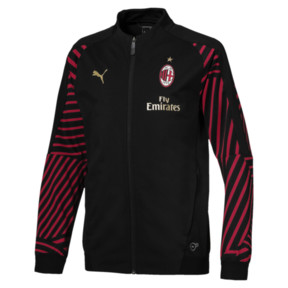 AC Milan Kids' Stadium Jacket