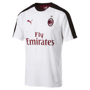Thumbnail 4 of AC Milan Herren Stadium Trikot, Puma White-Puma Black, medium