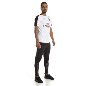 Thumbnail 3 of AC Milan Herren Stadium Trikot, Puma White-Puma Black, medium