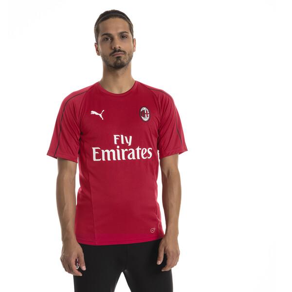 Puma - AC Milan Herren Trainingstrikot - 6