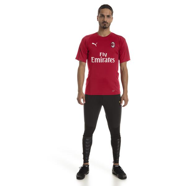 Puma - AC Milan Herren Trainingstrikot - 8