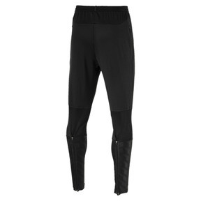 Thumbnail 5 of AC Milan Men's Pro Training Pants, Puma Black-Victory Gold, medium