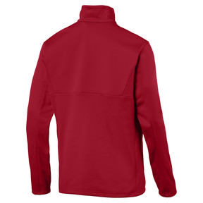 Thumbnail 5 of Sweat pour l'entraînement AC Milan Fleece pour homme, Chili Pepper-Puma White, medium