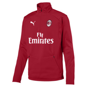 AC Milan Men's Training Fleece Sweater