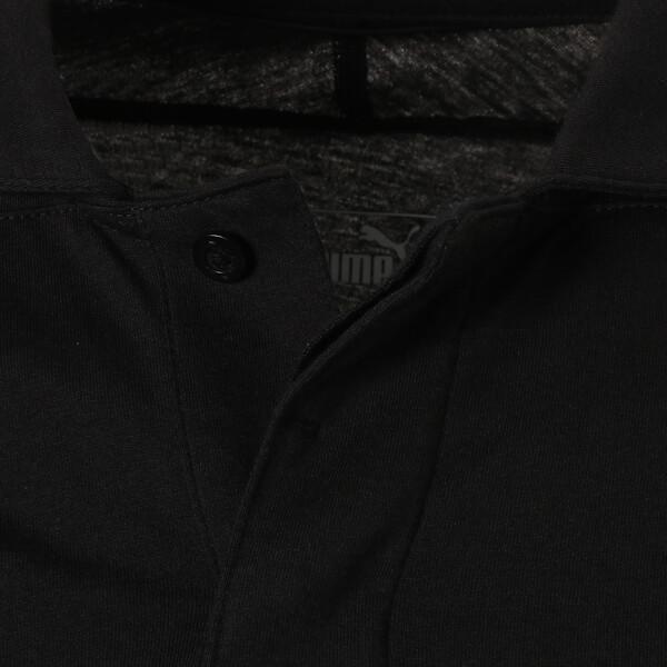AC MILAN カジュアルパフォーマンスポロシャツ, Puma Black-Puma White, large-JPN