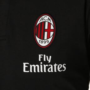 Thumbnail 7 of AC MILAN カジュアルパフォーマンスポロシャツ, Puma Black-Puma White, medium-JPN