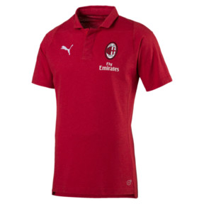 AC Milan Men's Casual Performance Polo