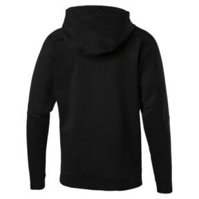 Thumbnail 5 of AC Milan Men's Casual Performance Hooded Jacket, Puma Black-Puma White, medium