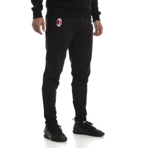 Thumbnail 1 of AC Milan Men's Casual Performance Sweatpants, Puma Black-Puma White, medium
