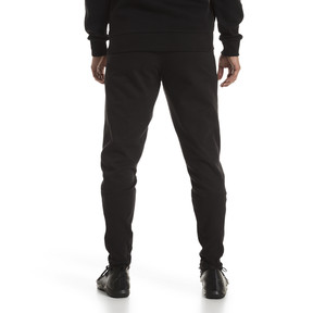 Thumbnail 2 of AC Milan Men's Casual Performance Sweatpants, Puma Black-Puma White, medium