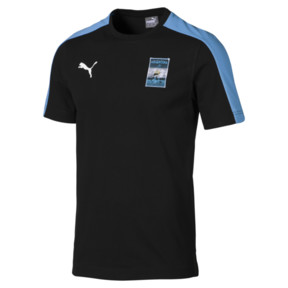 Thumbnail 3 of Copa America Men's T7 Tee, Puma Black-Argentina, medium