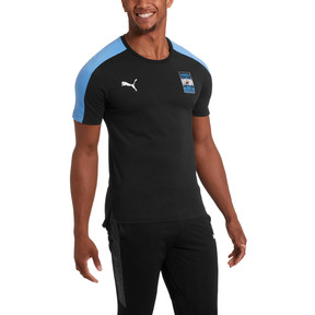 Thumbnail 1 of Copa America Men's T7 Tee, Puma Black-Argentina, medium