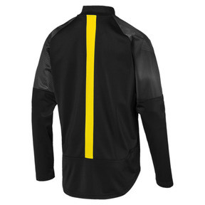 Thumbnail 2 of BVB Stadium Men's Poly Jacket, Puma Black, medium