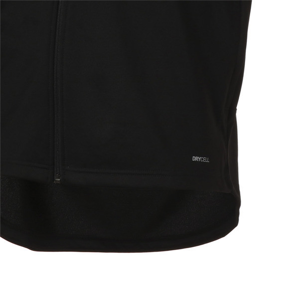 BVB スタジアム ポリ ジャケット, Puma Black, large-JPN