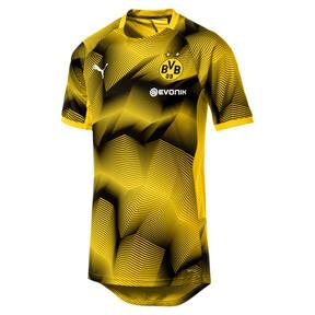 Thumbnail 1 of BVB Stadium Graphic Jersey, cyber yellow-Cyber Yellow, medium