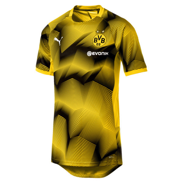 BVB Stadium Graphic Jersey, cyber yellow-Cyber Yellow, large